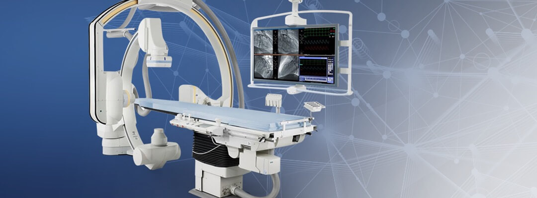 Digital Substruction Angiography (DSA)