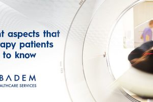 3 important aspects that radiotherapy patients need to know
