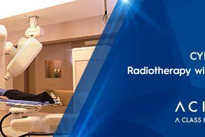 CyberKnife Radiotherapy with Robotic Radiosurgery