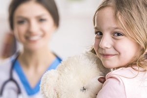 The main surgical problems in children